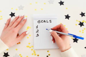 4 Ways to intentional goal setting for your creative business. See more at tracylynncoaching.com