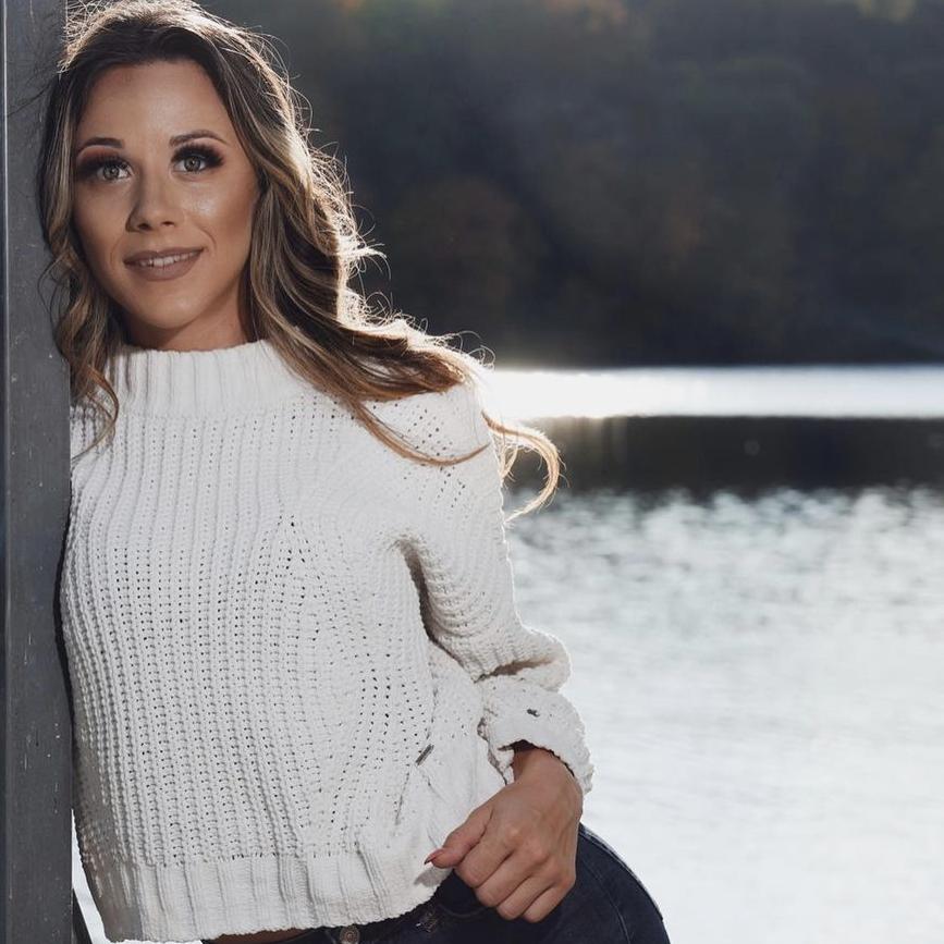 Destiny Dickerman, web designer and Dream Biz Academy Student